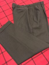 TOMMY HILFIGER MENS W 38 X 32 SABLE HIGH QUALITY & COMFORT WEAR NICE DRESS PANTS