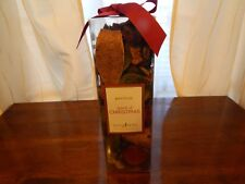 New ScentAtions Fine Home Fragrances Spirit of Christmas 2.5 oz./red sm. candle