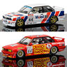 SCALEXTRIC Slot Cars C3739 C3782 BTCC - 2x BMW E30 M3 Brands Hatch