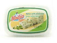 TURKISH DELIGHT Hodja Halva with Pistachios 1 lb 8.7oz 700g US Seller
