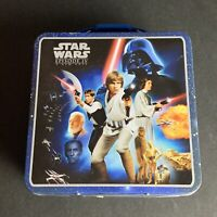 STAR WARS Tin Box Co Lunch Box Episode 4 A New Hope Lucasfilm 2008