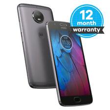 Motorola Moto G5S - 32GB - Lunar Grey - (Unlocked) - Smartphone - Pristine (A)