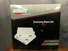 Schutt Sports Economy Base Set Varsity Baseball Size
