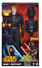 Star Wars Anakin to Darth Vader Action Figure [Toys, Hasbro, Lightsaber] NEW