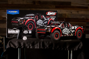 2021 Losi Mint 400 Ford Raptor Baja Rey 4WD Desert Truck LTD ED 1/10 Scale