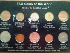 FAO Coins of the world (set)