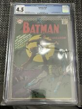 CGC 4.5 BATMAN #189 1ST SA APPEARANCE OF THE SCARECROW 1967