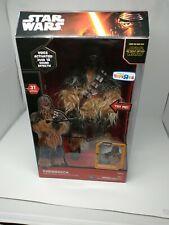Thinkway Toys Star Wars Chewbacca Animatronic Interactive Figure *New in Box*
