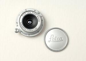 Leica Summaron 28mm f5.6 screw mount