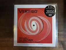 "Hitchcock OST Theme Vertigo/ North By Northwest 7"" SINGLE - RSD 2018- NEW=Sealed"