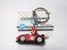 Mario kart Wii Mini Figure Charm Mario Car vol.3  Keychain Strap New Japan