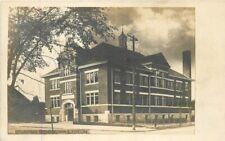 Buffalo New York St Johns School Lockwood C-1910 RPPC Photo Postcard 20-6913