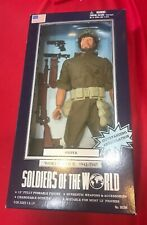 "Soldiers of the World ~ World War II ~ Sniper ~ 12"" Action Figure"
