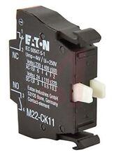 Eaton M22 Contact Bloc Nc + sans Cage Serrage Terminal