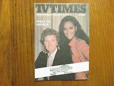 October 11, 1980 TV Times TELE-VUE(JAYNE KENNEDY/TIMOTHY BOTTOMS/MARJOE GORTNER)