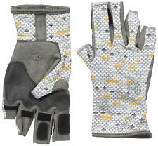 Buff Pro Series Angler Gloves, Scales, S/M