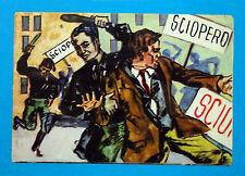 CRONISTORIA MONDIALE Folgore '65-Figurina-Sticker n.56-SOPP.SCIOPERO 1923-Rec