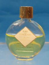 Vintage Worth Paris JE Reviens Lalique Eau De Toilette MINI 0.25 oz