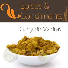 Curry de madras 50g épices indienne pouvoir antioxydant santé bien-être recette