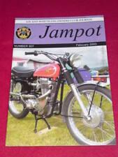 JAMPOT - AJS & MATCHLESS - Feb 2003 # 607