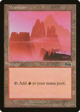 Magic MTG Tradingcard Urza's Saga 1998 Mountain 346/350