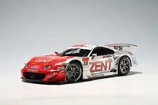 1/18 AUTOart Toyota Supra Super GT 2005 ZENT CERUMO #38 (Silver/red) New in box