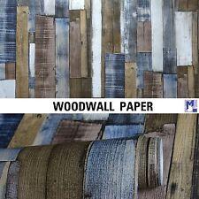 Rasch papier peint multicolore Mur en bois papier papier peint 203707 NEUF