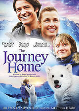 Journey Home, The,Very Good DVD, Bridget Moynahan, Goran Visnjic, Dakota Goyo, B
