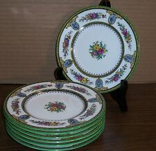 LOT OF 7 WEDGWOOD SHEERNESS BREAD AND BUTTER PLATES 6""