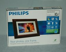 "PHILIPS SPF3402S/G7  Digital Photo Frame Picture Frame 10.1"""