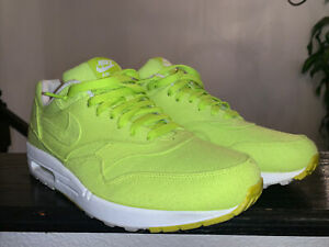nike air max 1 cyber green 308866-302 size 10