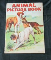 ANIMAL PICTURE BOOK FROM 1928.