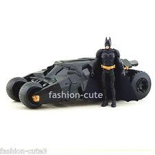 New Batman Car Dark Knight Batmobile Tumbler Vehicle with Batman Figure Gift