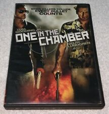 One In The Chamber DVD Dolph lundgren , Cuba gooding jr.