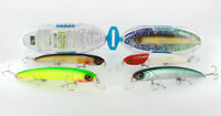 RIVER2SEA SEABASS MINNOW 115F,best fishing lures, 115mm, weight 14gr, depth 1.5m