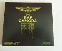 RAF CAMORA ZENIT RR 2020 Snippet-CD+Digipack-Hülle+Booklet NEU+OVP R.R R.A.F