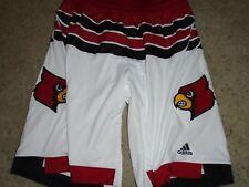 Louisville Cardinals Basketball Donovan Mitchell Game Used Adidas Shorts