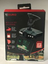 "Duro 2.5"" HD Car LED DVR Road Dash Video Camcorder LCD 270° [L4]"