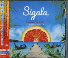 SIGALA-BRIGHTER DAYS-JAPAN CD BONUS TRACK E78