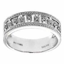 Very Good Cut White Gold Fine Diamond Rings