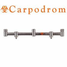 Carpodrom SS Goal Post  Buzzer Bar 3-Rod - Sonderangebot -