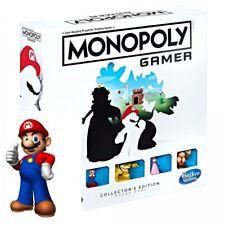 Monopoly Gamer Collector's Edition Super Mario Game Family Game Nintendo