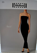Wolford Fatal Dress Kleid Tube Top Rock S Small gobi