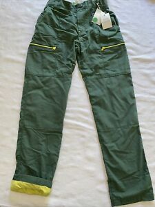 NWT Mini Boden warrior knees lined pants size 9
