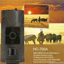 HC-700A 1080P Full HD Game Trail Hunting Camera Motion Sensor With Night Vision
