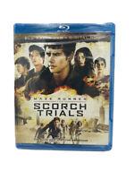 Maze Runner The Scorch Trials DVD Blu-Ray+Digital HD