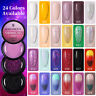 BORN PRETTY 5ml Nail UV Gel Polish Soak Off Glitter Thermal Color Gel Varnish