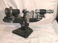 Vintage American Optical Ao Optometry Lensometer M603b Missing Light