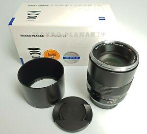 ZEISS  MAKRO PLANAR T 100 MM F2 ZE (x Canon EOS)
