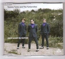 (GB313) Tommy Turbo & The Turbervilles, Sophie - 2009 CD